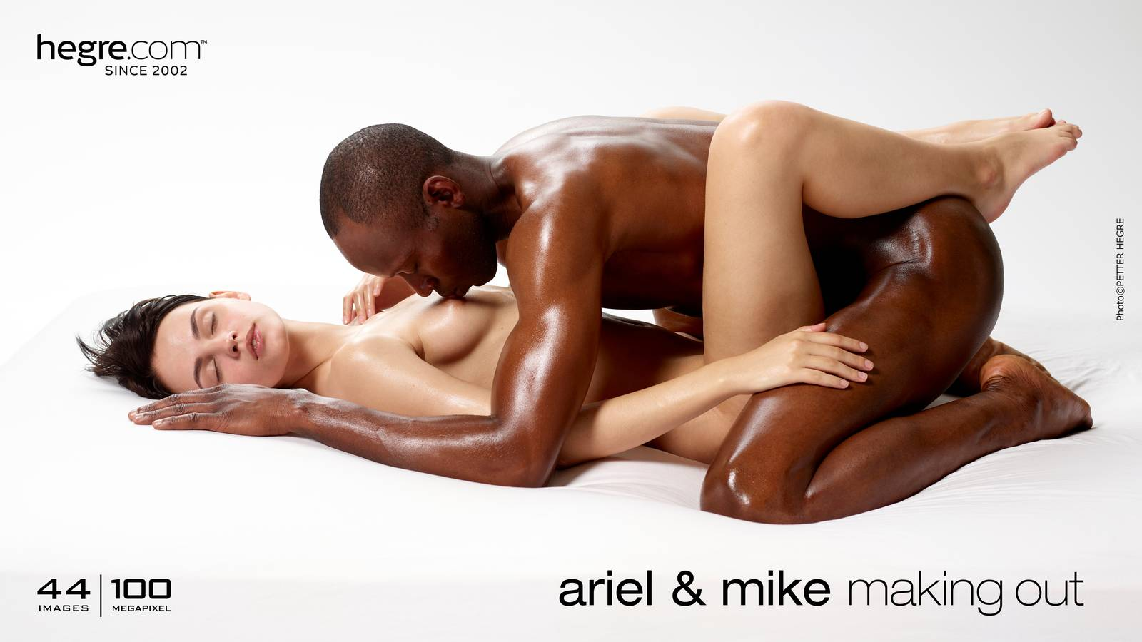 Ariel And Mike Sexual Massage