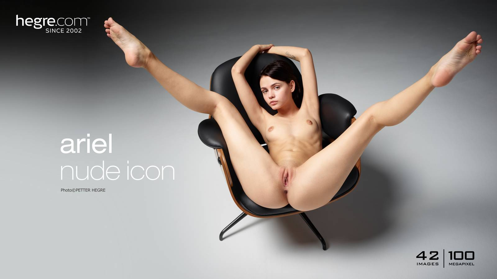 Ariel Nude