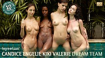 Candice Engelie Kiki Valerie Dream-Team