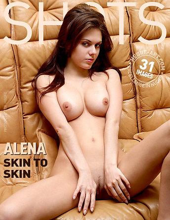 Alena Haut an Haut