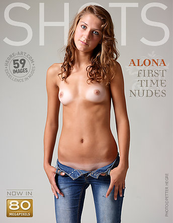Alona first time nudes