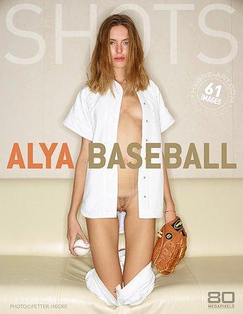 Alya baseball