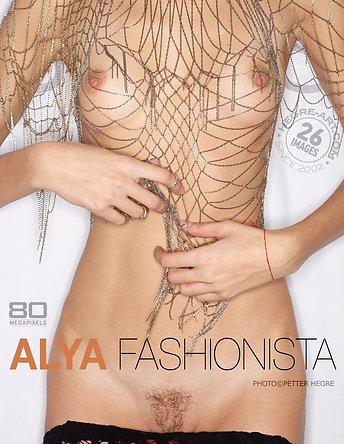 Alya Fashionista
