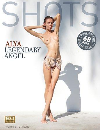 Alya ángel legendario