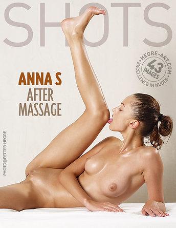 Anna S nach der Massage