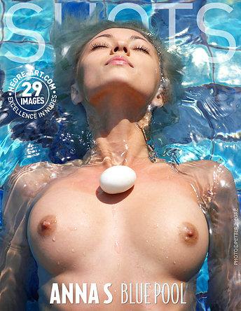 Anna S. blue pool