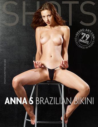 Anna S Brasilanischer Bikini