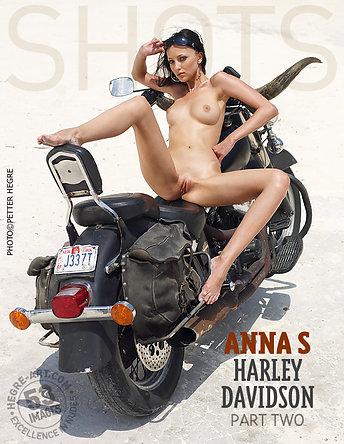 Anna S Harley Davidson part2