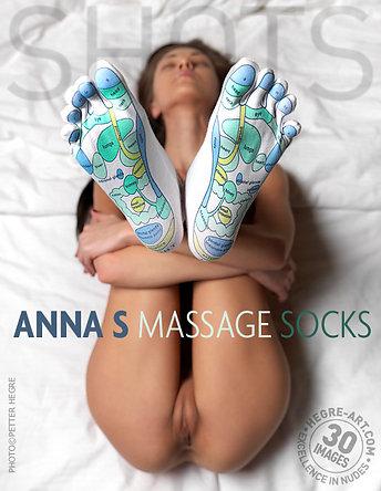 Anna S massage et chaussettes