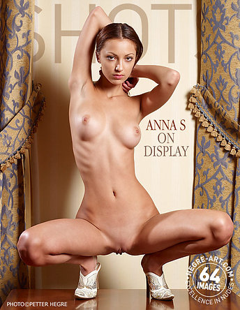 Anna S on display
