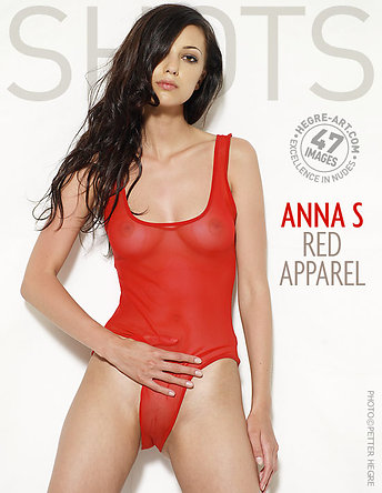 Anna S red apparel