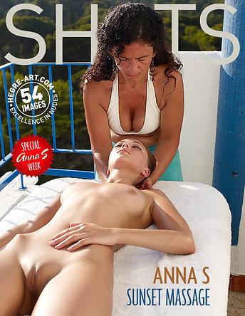 Anna S sunset massage