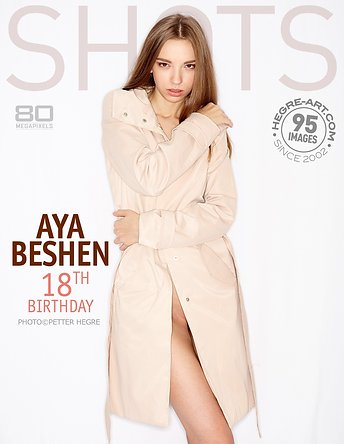 Aya Beshen 18th birthday