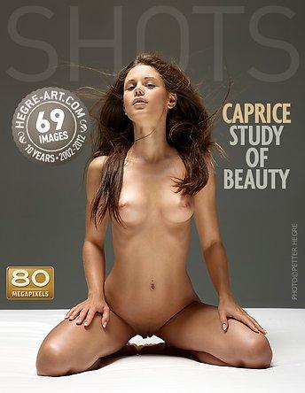 Caprice étude la beauté