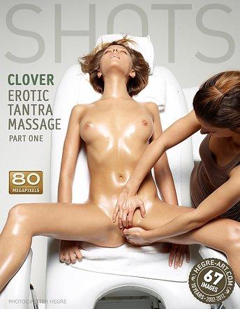 Clover masaje erótico tantra parte1
