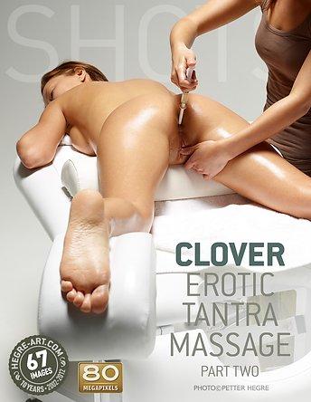Clover erotische Tantramassage Teil 2
