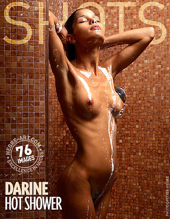 Darine hot shower