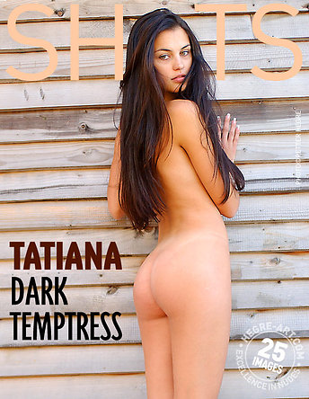 Tatiana dark temptress   Part 2