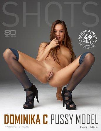 Dominika C Pussy Modell Teil1