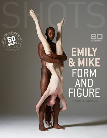 Emily and Mike form and figure
