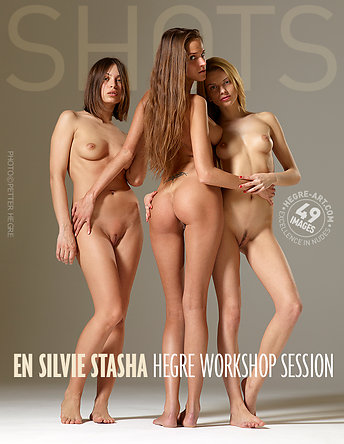 En Silvie Stasha sesión workshop