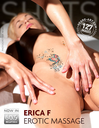 Erica F erotic massage