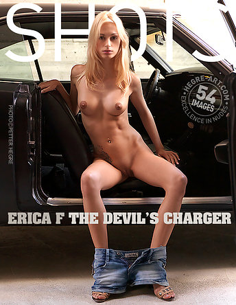 Erica F the devils charger