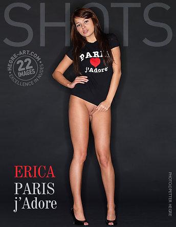 Erica Paris j'adore