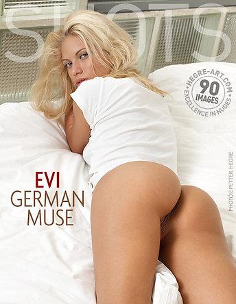 Evi German muse