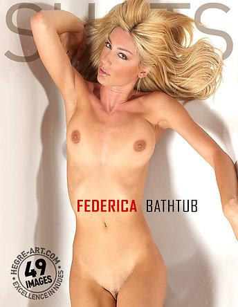 Federica bathtub