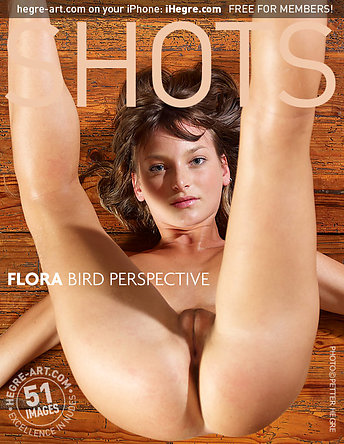Flora bird perspective