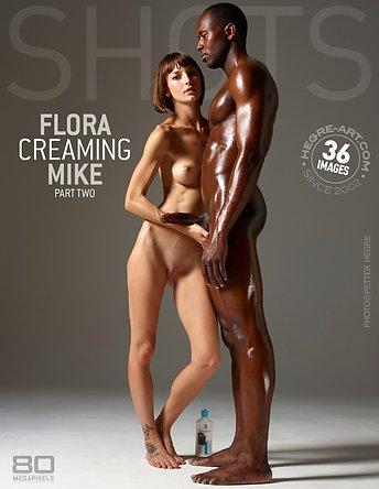 Flora cremt Mike ein Teil 2