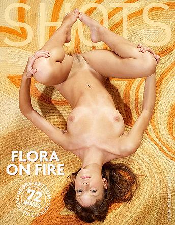 Flora en llamas
