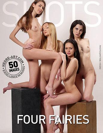Four fées