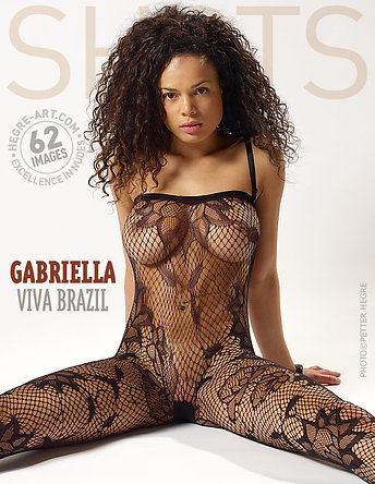 Gabriella viva Brasil