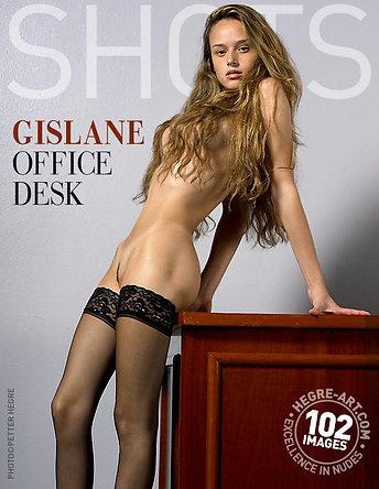 Gislane office desk