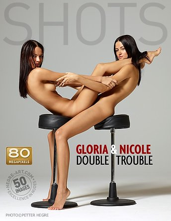 Gloria und Nicole double trouble