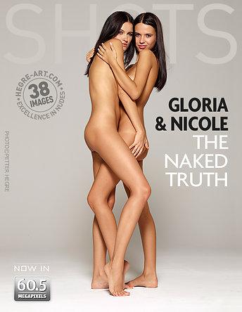 Gloria and Nicole the naked truth