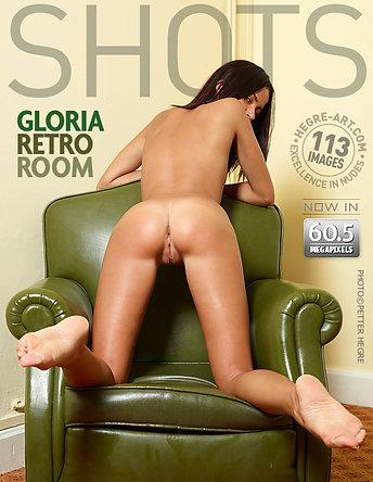 Gloria retro room