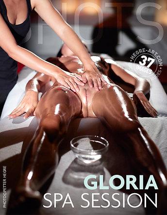 Gloria spa session