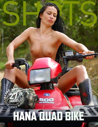 Hana quad bike