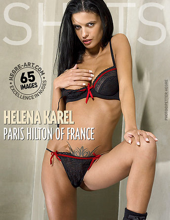 Helena Karel Paris Hilton of France