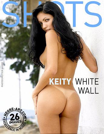Keity white wall