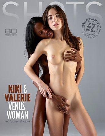 Kiki Valerie venus woman