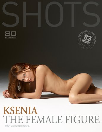 Ksenia the female figure