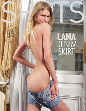 Lana Jeansrock