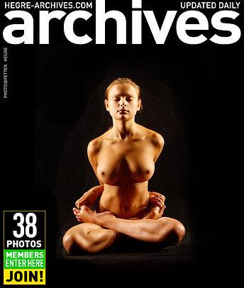 Luba yoga nue partie 2