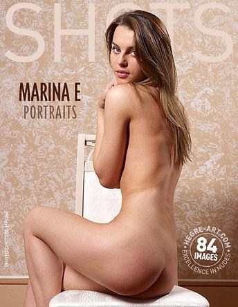 Marina E. retratos