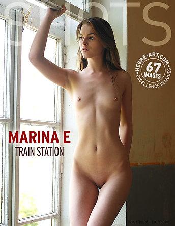 Marina E. train station