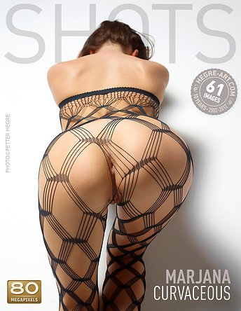 Marjana curvaceous
